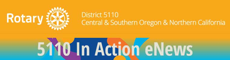 Rotary 5110 in Action eNews 11-24-2020
